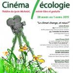 Affiche Festival cinéma 2015